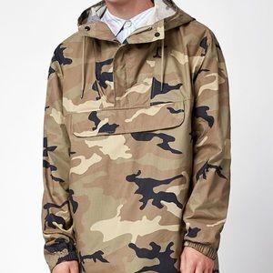 Pacsun men's camo jacket